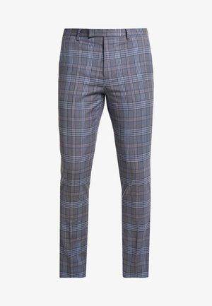 GLEN SUIT - Pantalon classique - blue