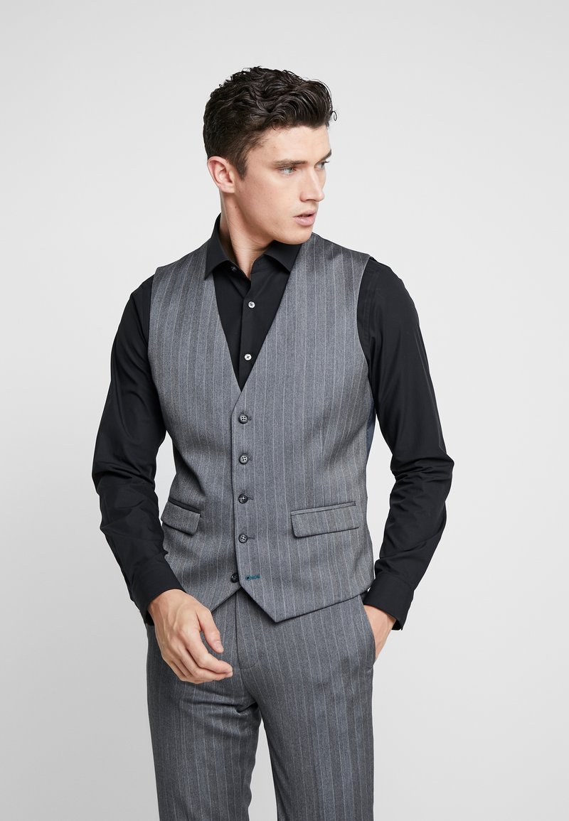 1904 - TENNANT SUIT - Gilet elegante - grey
