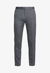 1904 - TENNANT  - Pantalon de costume - grey - 4