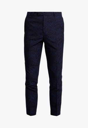 HARDY  - Pantalón de traje - navy