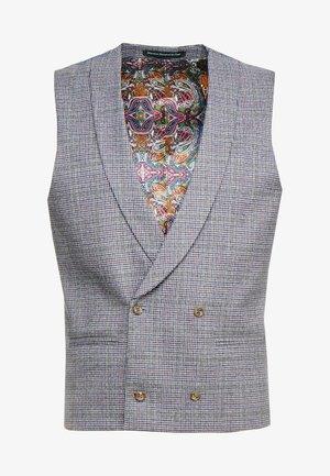 MCANN - Suit waistcoat - grey