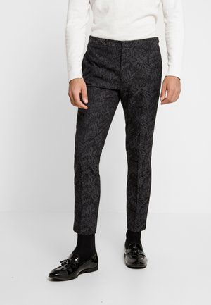 MURRAY TUX  - Suit trousers - grey