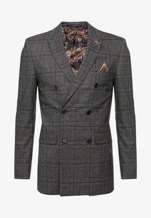 KENT SUIT  - Suit jacket - grey