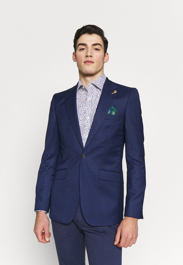 Suit jacket - blue