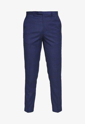 CABOT - Suit trousers - blue
