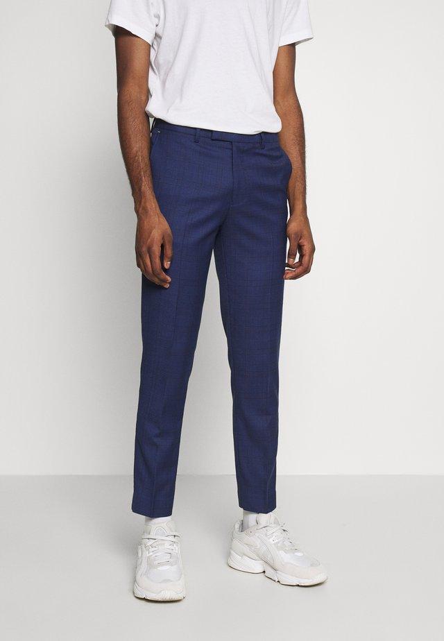 CABOT - Pantalon de costume - blue