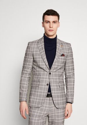 COOK POW  - Suit jacket - grey