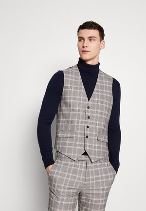 COOK POW - Gilet elegante - grey