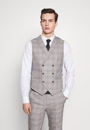 Gilet elegante - mid grey