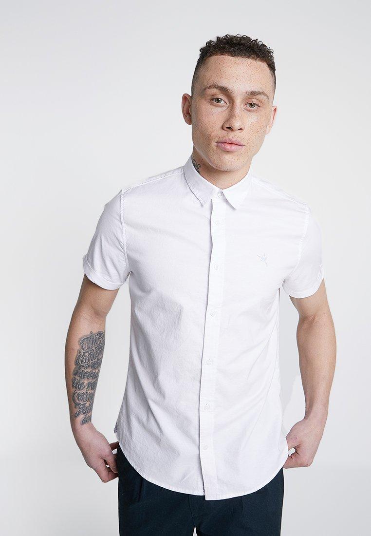 1904 - AMPTHILL STRETCH OXFORD SHIRT - Shirt - white