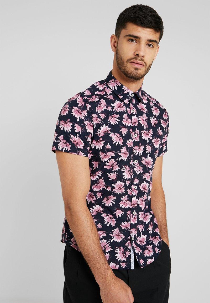 1904 - BOLD FLORAL - Shirt - pink
