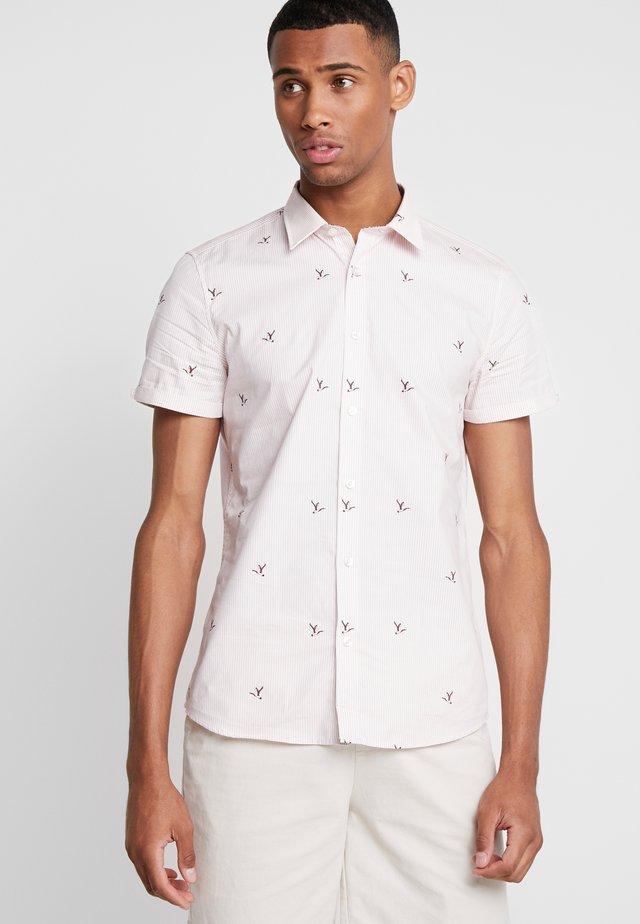 CURRAN DUCK SHIRT  - T-shirt z nadrukiem - pink
