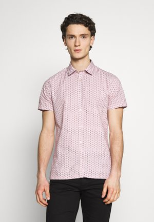 STURMER FAN PRINT  - Shirt - red