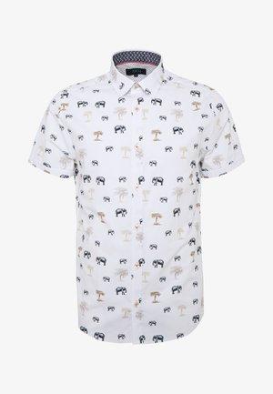 CHEPTOW ELEPHANT - Camicia - white