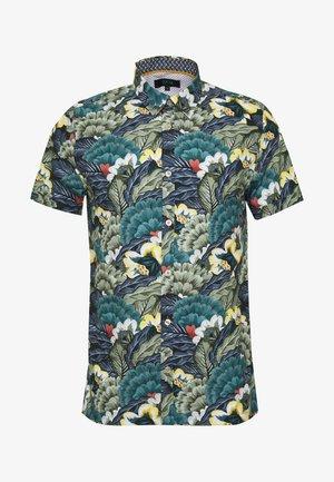 HAWKSHEAD BOTANICAL LARGE FLORAL - Skjorte - green