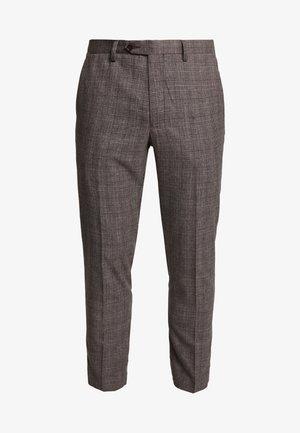 HOMEWOOD - Pantalon classique - brown