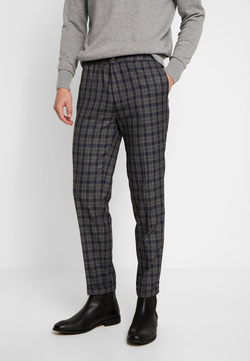 1904 - Trousers - navy