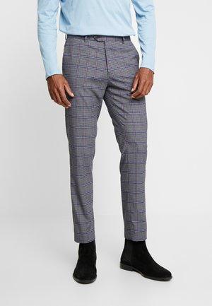 SLIM - Trousers - grey