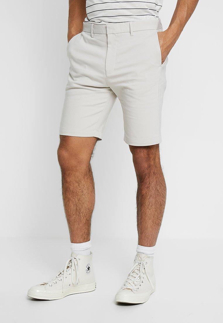 1904 - BEXHILL SMART - Shorts - stone