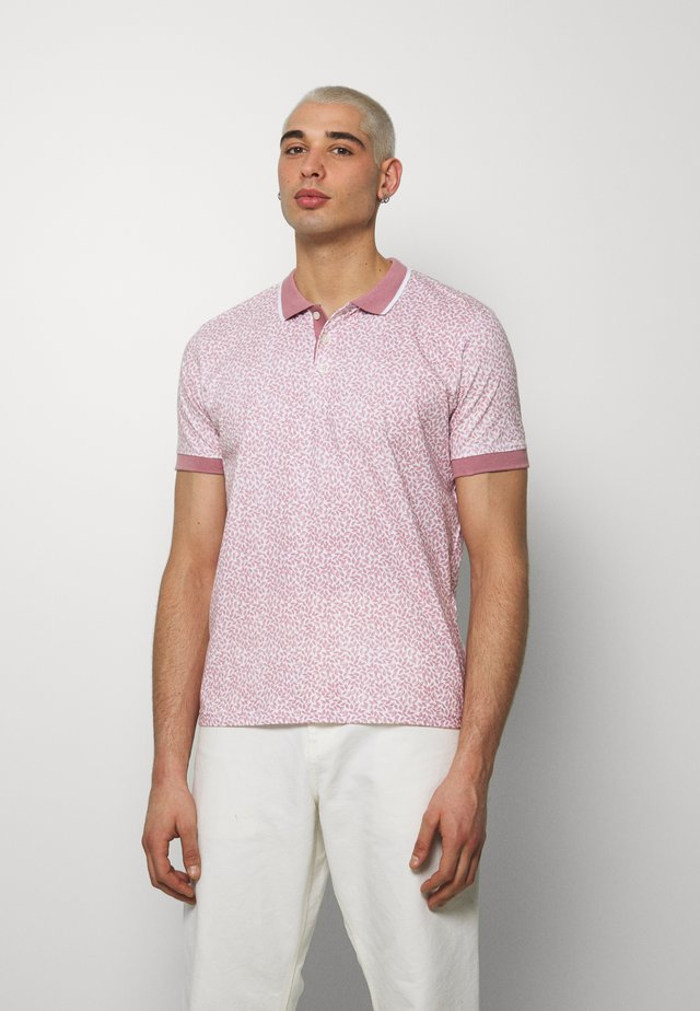 FERNDALE DITSY - Polo shirt - pink