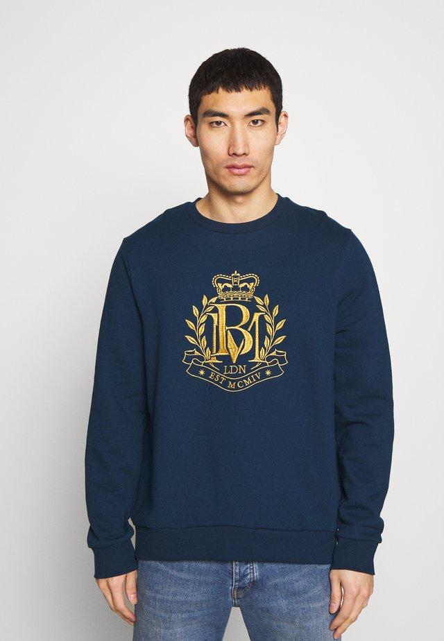 HERALD - Sweatshirt - navy
