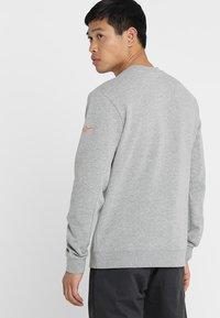 Alpinestars - DISTANCE  - Sweatshirt - grey heather/orange - 2