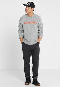 Alpinestars - DISTANCE  - Sweatshirt - grey heather/orange - 1