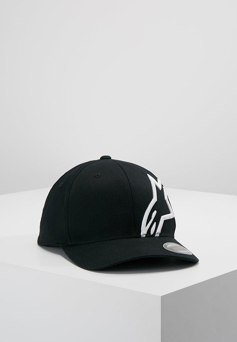 Alpinestars - CORP SHIFT FLEXFIT HAT - Cap - black/white