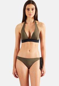 Aubade - Haut de bikini - khaki - 1