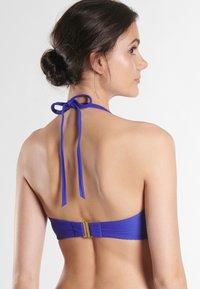 Aubade - Haut de bikini - blue - 2
