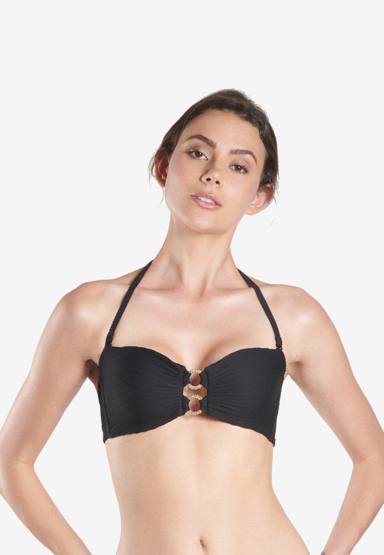 Aubade - Haut de bikini - black