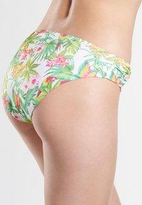 Aubade - DÉSIR D'ÉVASION - Bas de bikini - green paradise - 2