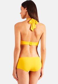 Aubade - DOUCEUR DE RÊVE - Bas de bikini - Golden Yellow - 2
