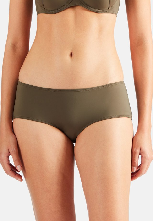 DOUCEUR DE RÊVE - Bikini bottoms - green