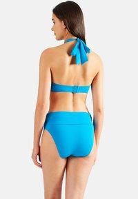 Aubade - DOUCEUR DE RÊVE - Bas de bikini - tropic blue - 2
