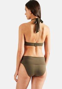 Aubade - DOUCEUR DE RÊVE - Bikini bottoms - Khaki - 2