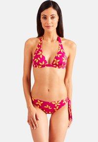 Aubade - Bas de bikini - tahitien rose baiser - 1