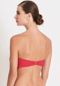 Aubade - Haut de bikini - red - 2
