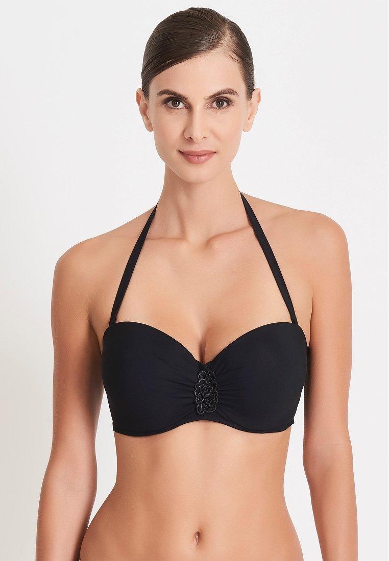 Aubade - Haut de bikini - schwarz