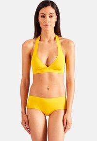 Aubade - DOUCEUR DE RÊVE - Haut de bikini - golden yellow - 1