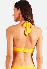 Aubade - DOUCEUR DE RÊVE - Haut de bikini - golden yellow - 2