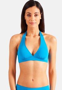 Aubade - DOUCEUR DE RÊVE - Haut de bikini - tropical blue - 0