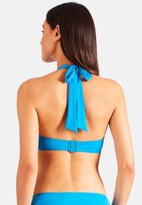 Aubade - DOUCEUR DE RÊVE - Haut de bikini - tropical blue - 2