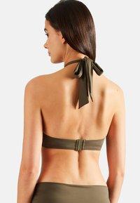 Aubade - DOUCEUR DE RÊVE - Haut de bikini - khaki - 2