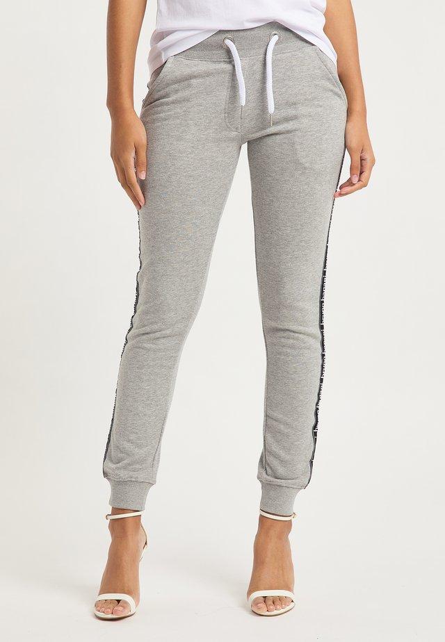 Spodnie treningowe - grau melange