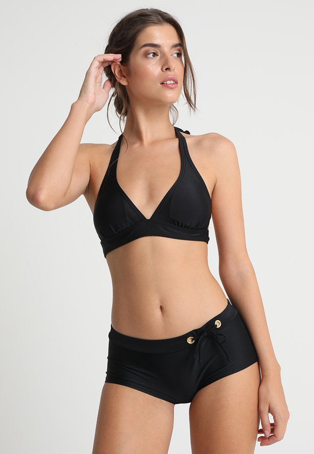 TRIANGLE SET - Bikinier - schwarz