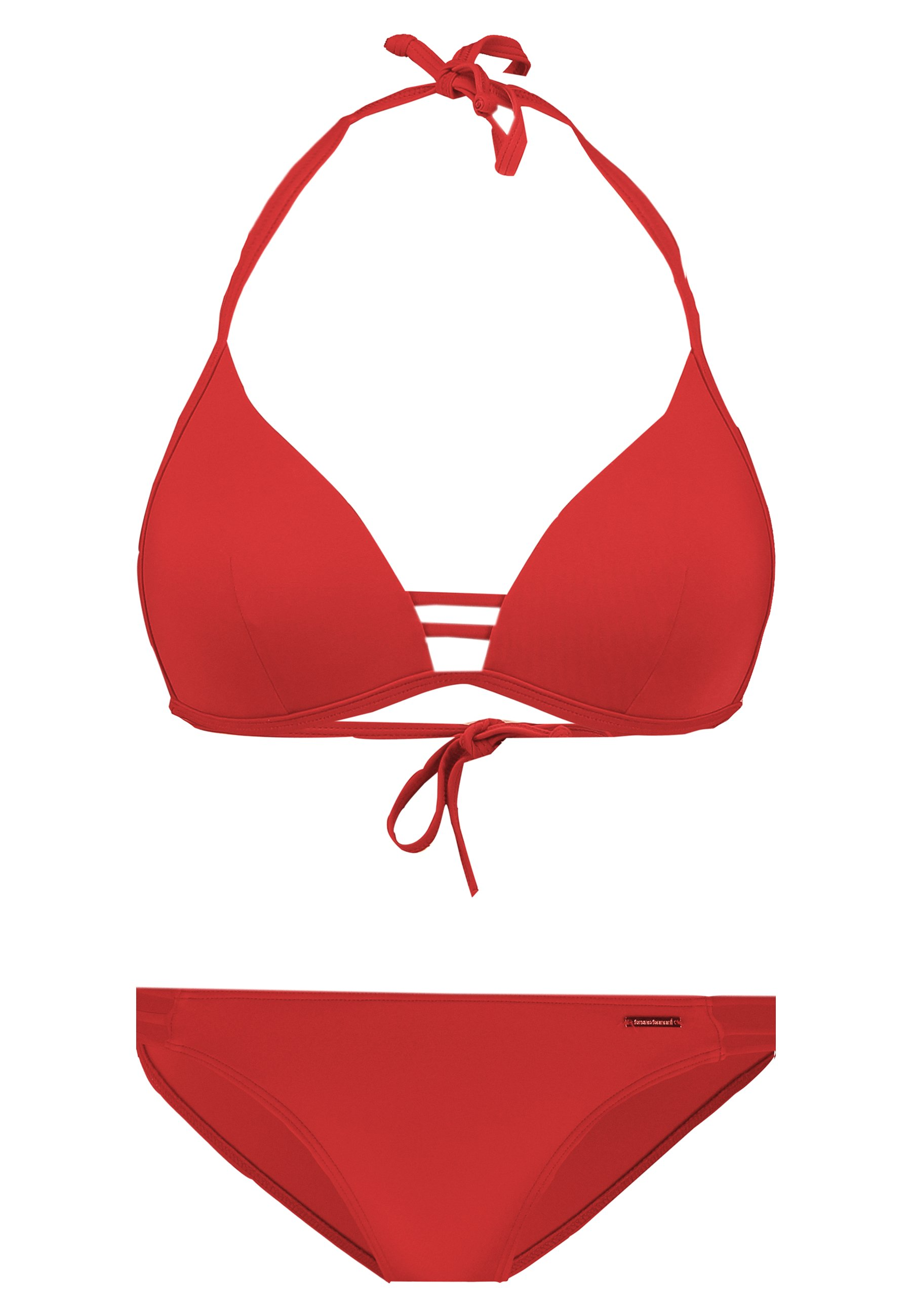 Bruno Banani Set - Bikini Rot