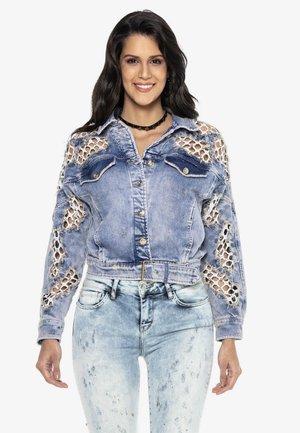 Denim jacket - hellblau