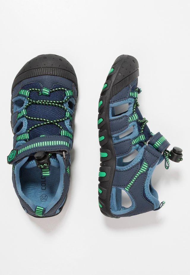 THOROLD - Chodecké sandály - estate blue