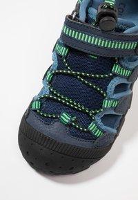 Color Kids - THOROLD - Chodecké sandály - estate blue - 2